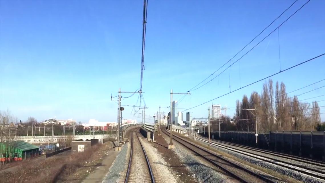 [video] Van Rotterdam naar Den Haag Centraal