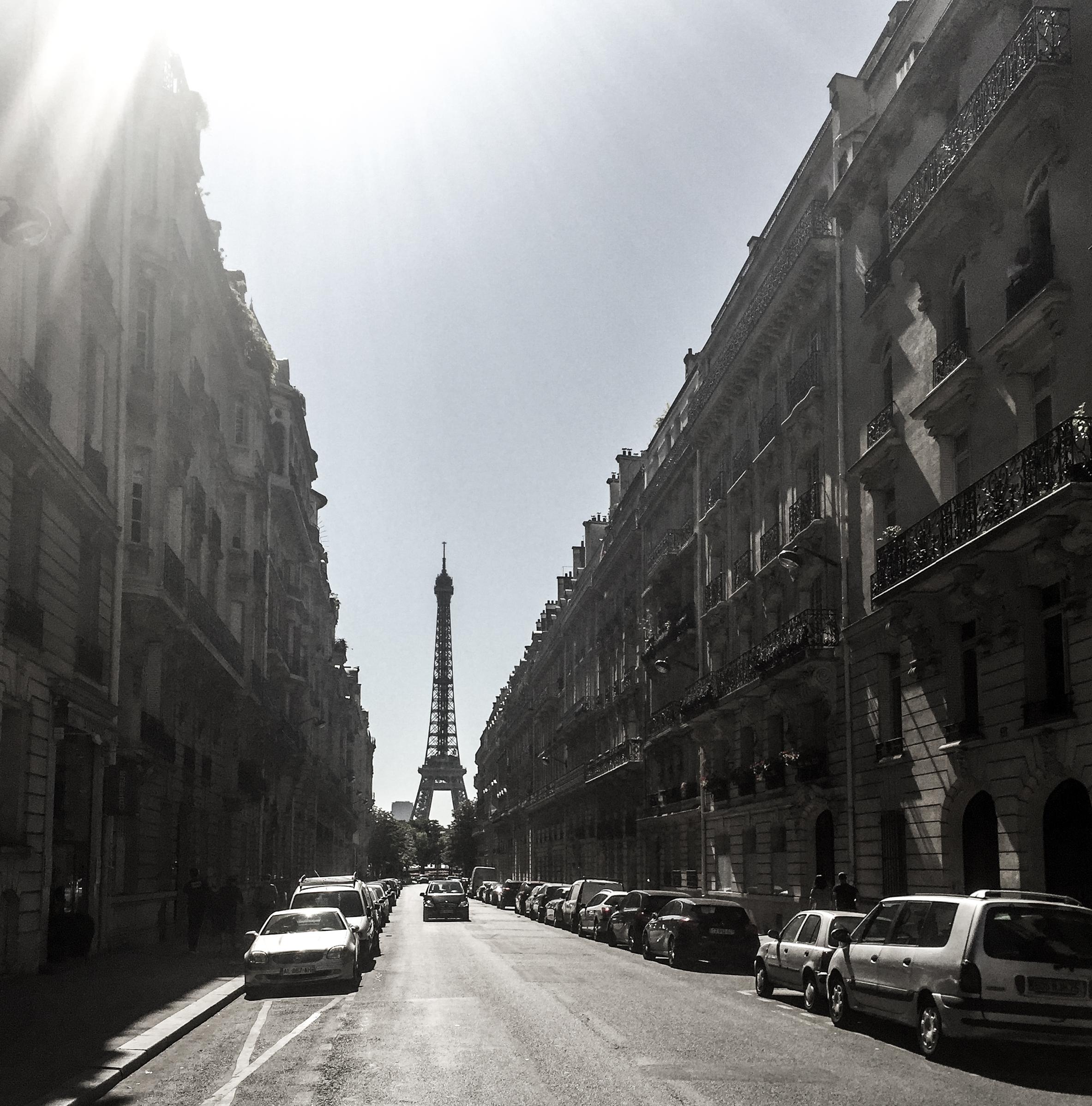 Typisch Parijs