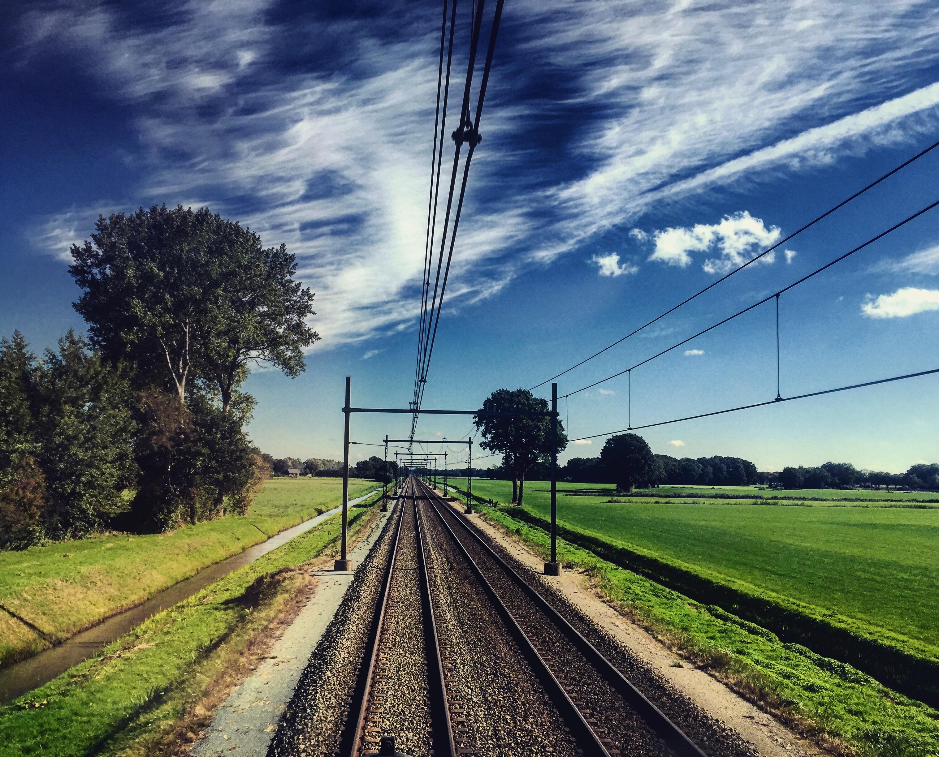[blog] De metro conducteur van de trein
