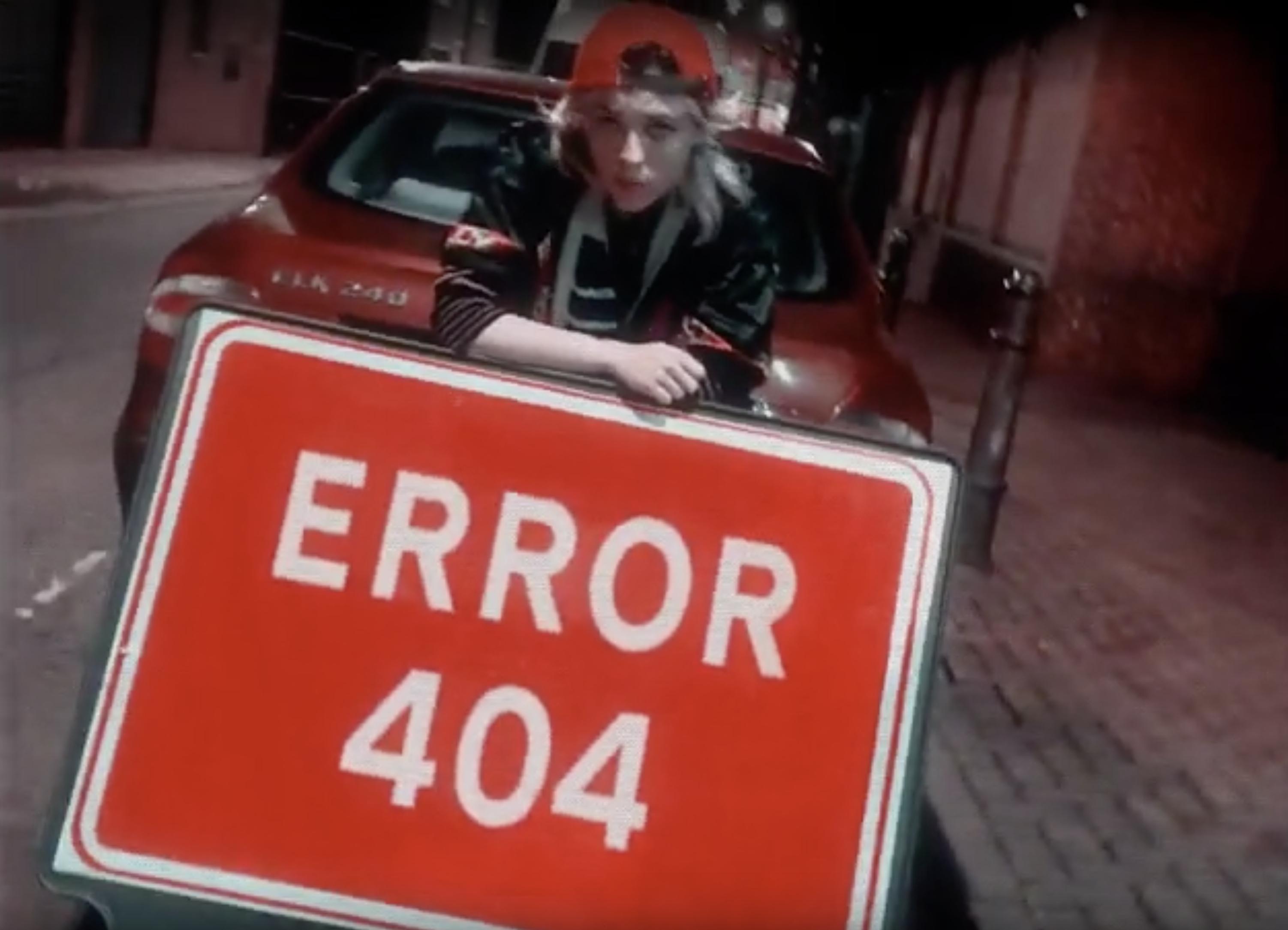 Muziek: Error 404